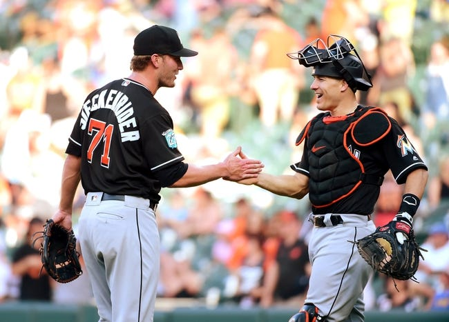 Baltimore Orioles vs. Miami Marlins - 6/17/18 MLB Pick, Odds, and Prediction