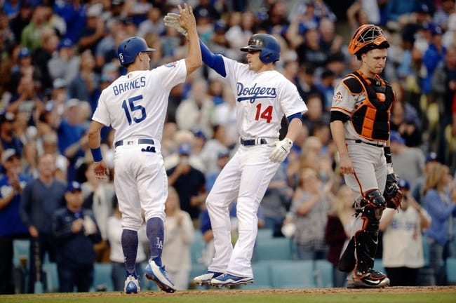Los Angeles Dodgers vs. San Francisco Giants - 6/17/18 MLB Pick, Odds, and Prediction