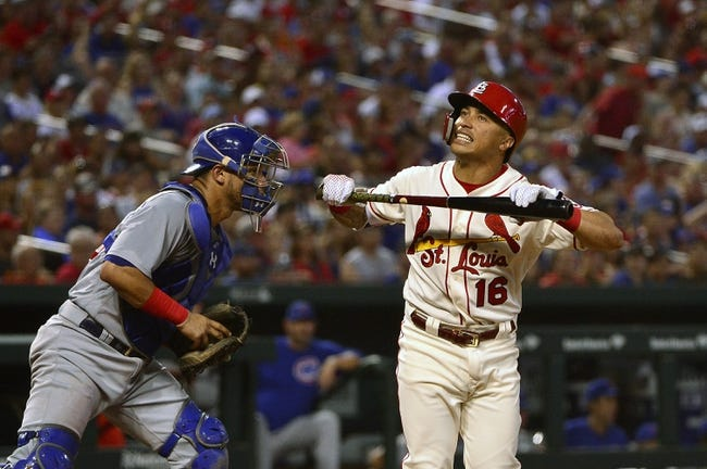 St. Louis Cardinals vs. Chicago Cubs - 6/17/18 MLB Pick, Odds, and Prediction