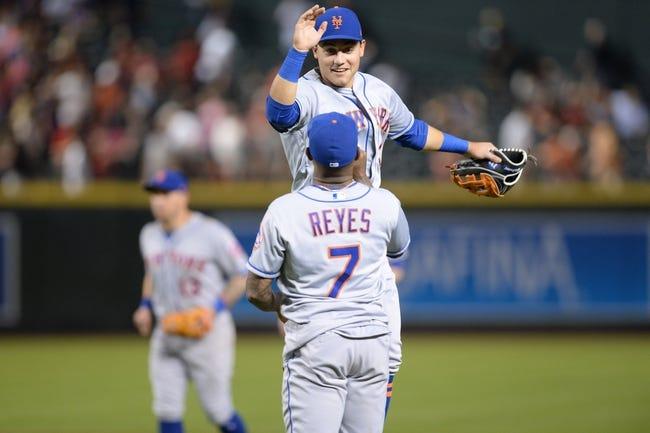 MLB | New York Mets (29-38) at Arizona Diamondbacks (39-31)