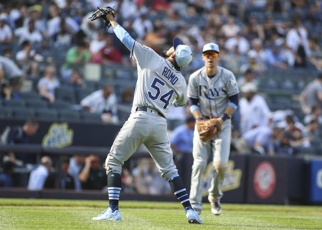 Tampa Bay Rays vs. New York Yankees - 6/22/18 MLB Pick, Odds, and Prediction