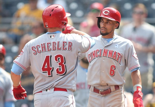 Cincinnati Reds vs. Pittsburgh Pirates - 7/20/18 MLB Pick, Odds, and Prediction