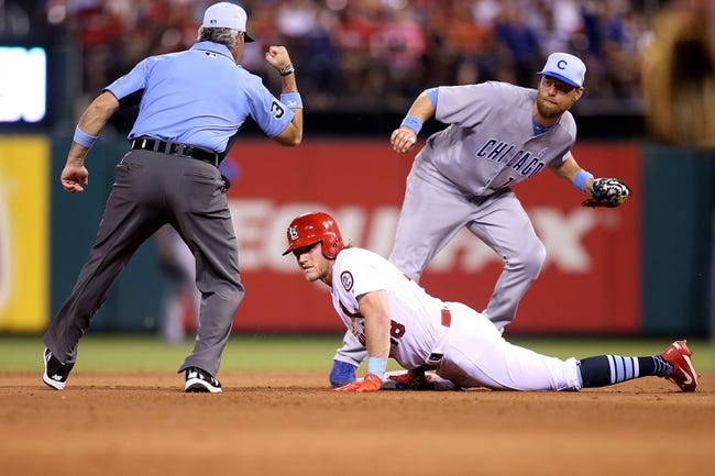 St. Louis Cardinals at Chicago Cubs - 7/19/18 MLB Pick, Odds, and Prediction