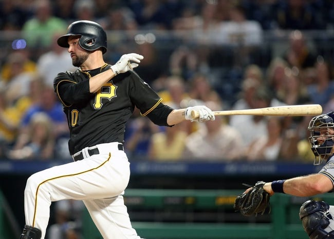 Pittsburgh Pirates vs. Milwaukee Brewers - 6/19/18 MLB Pick, Odds, and Prediction