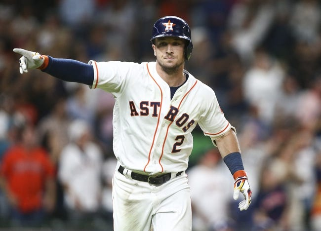 Houston Astros vs. Tampa Bay Rays - 6/19/18 MLB Pick, Odds, and Prediction