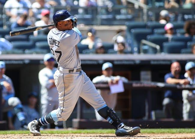 MLB | Tampa Bay Rays (43-43) at New York Mets (34-49)