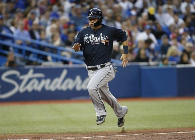 Toronto Blue Jays vs. Atlanta Braves - 6/20/18 MLB Pick, Odds, and Prediction