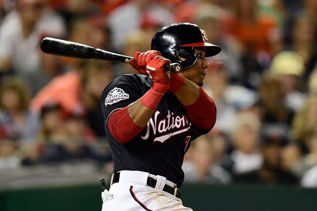 MLB | Baltimore Orioles (20-50) at Washington Nationals (38-32)