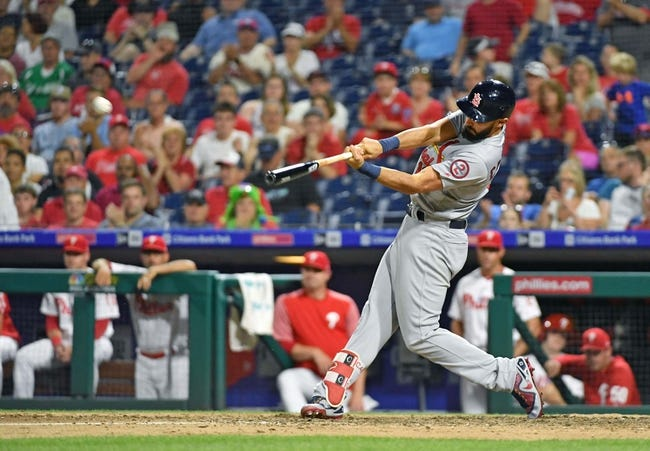 Philadelphia Phillies vs. St. Louis Cardinals - 6/20/18 MLB Pick, Odds, and Prediction