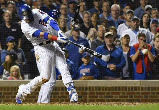 MLB | Los Angeles Dodgers (38-33) at Chicago Cubs (40-29)
