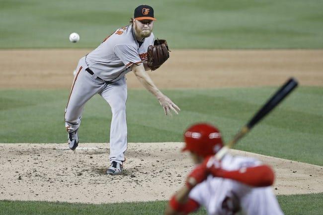 Washington Nationals vs. Baltimore Orioles - 6/21/18 MLB Pick, Odds, and Prediction