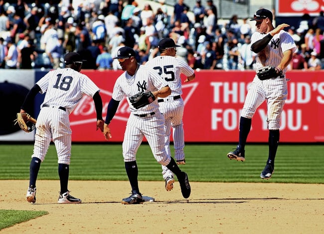 Seattle Mariners vs. New York Yankees - 9/7/18 MLB Pick, Odds, and Prediction