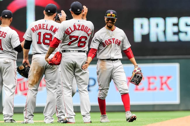 Boston Red Sox vs. Minnesota Twins - 7/26/18 MLB Pick, Odds, and Prediction