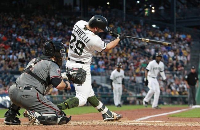 Pittsburgh Pirates vs. Arizona Diamondbacks - 6/22/18 MLB Pick, Odds, and Prediction