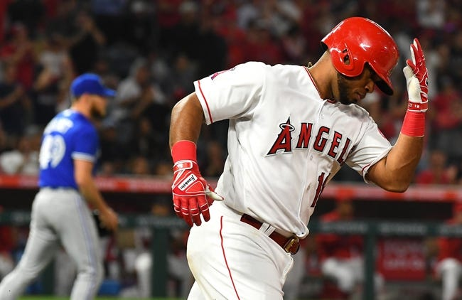 Los Angeles Angels vs. Toronto Blue Jays - 6/22/18 MLB Pick, Odds, and Prediction