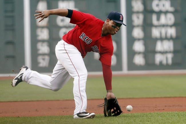 MLB | Seattle Mariners (46-29) at Boston Red Sox (50-26)
