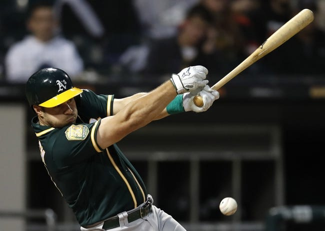 Chicago White Sox vs. Oakland Athletics - 6/23/18 MLB Pick, Odds, and Prediction