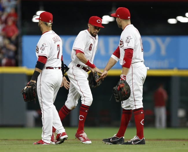 Cincinnati Reds vs. Chicago Cubs - 6/23/18 MLB Pick, Odds, and Prediction
