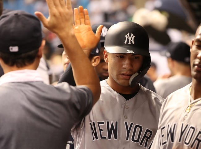Tampa Bay Rays vs. New York Yankees - 6/23/18 MLB Pick, Odds, and Prediction