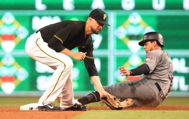 Pittsburgh Pirates vs. Arizona Diamondbacks - 6/23/18 MLB Pick, Odds, and Prediction