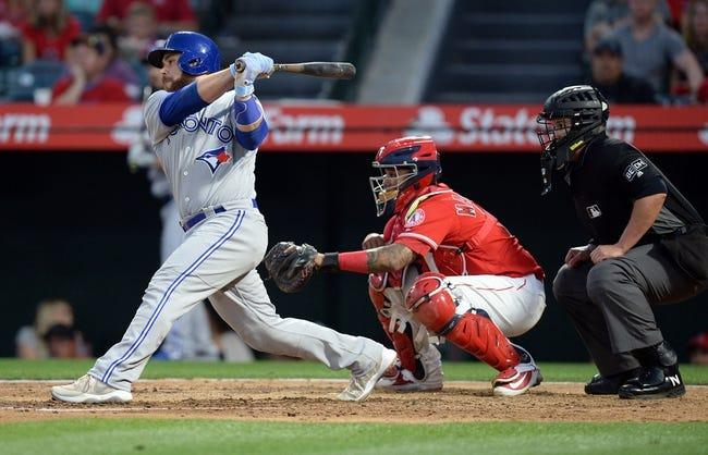 Los Angeles Angels vs. Toronto Blue Jays - 6/23/18 MLB Pick, Odds, and Prediction