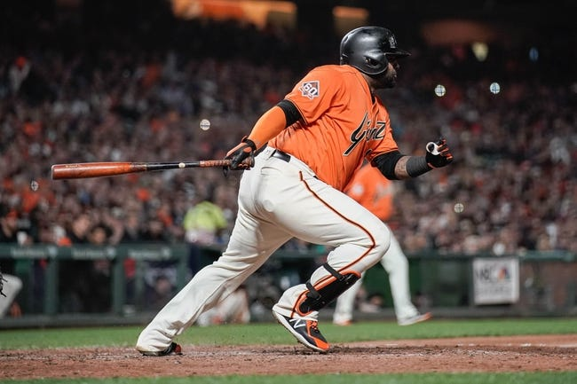 San Francisco Giants vs. San Diego Padres - 6/23/18 MLB Pick, Odds, and Prediction