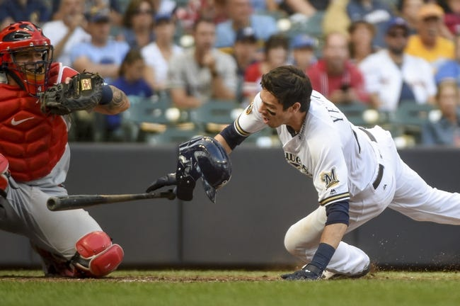 Milwaukee Brewers vs. St. Louis Cardinals - 6/24/18 MLB Pick, Odds, and Prediction