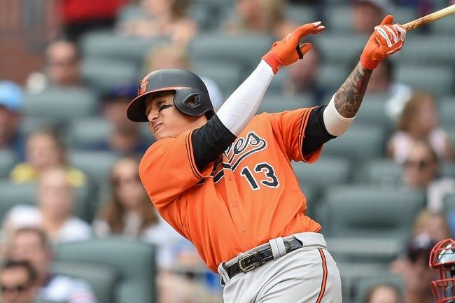 MLB | Baltimore Orioles (22-52) at Atlanta Braves (43-31)