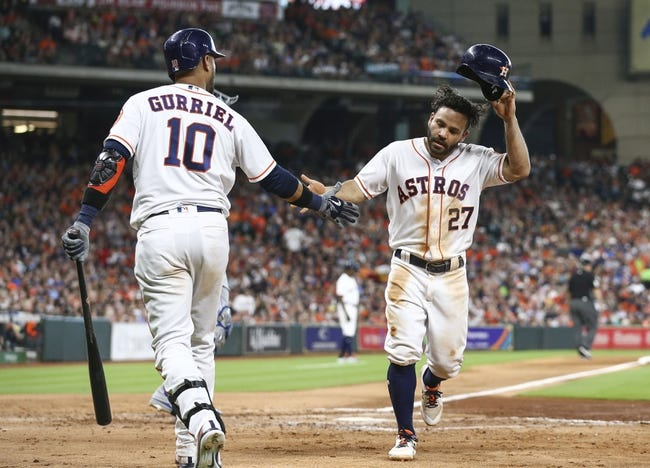 MLB | Kansas City Royals (23-52) at Houston Astros (50-27)