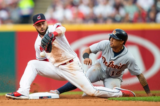 Cleveland Indians vs. Detroit Tigers - 6/24/18 MLB Pick, Odds, and Prediction