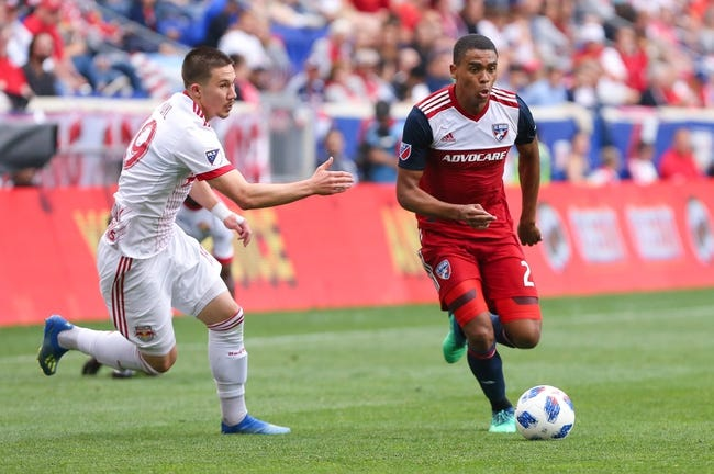 Minnesota United vs FC Dallas- 6/29/18 MLS Soccer Pick, Odds, and Prediction