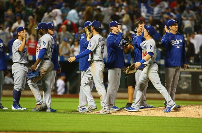 New York Mets vs. Los Angeles Dodgers - 6/24/18 MLB Pick, Odds, and Prediction
