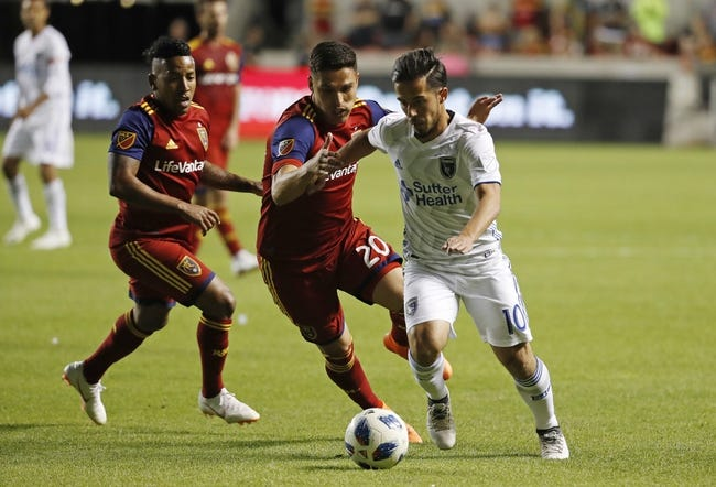 Columbus Crew vs. Real Salt Lake - 6/30/18 MLS Soccer Pick, Odds, and Prediction