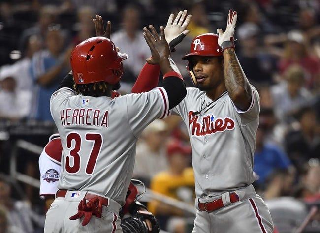 Philadelphia Phillies vs. Washington Nationals - 6/28/18 MLB Pick, Odds, and Prediction