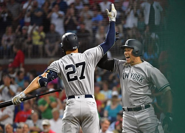 Philadelphia Phillies vs. New York Yankees - 6/26/18 MLB Pick, Odds, and Prediction
