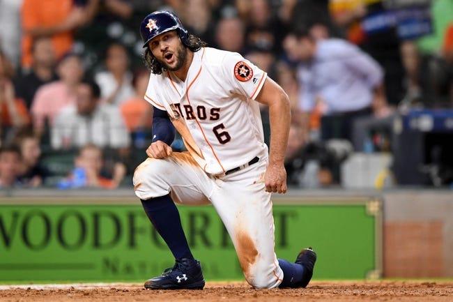 MLB | Toronto Blue Jays (36-41) at Houston Astros (52-27)