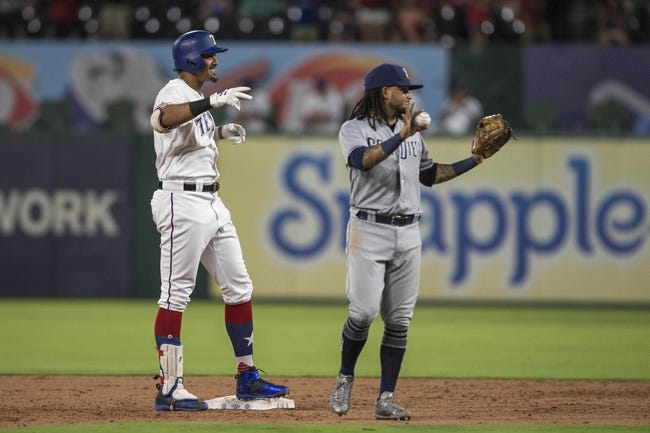 Texas Rangers vs. San Diego Padres - 6/26/18 MLB Pick, Odds, and Prediction
