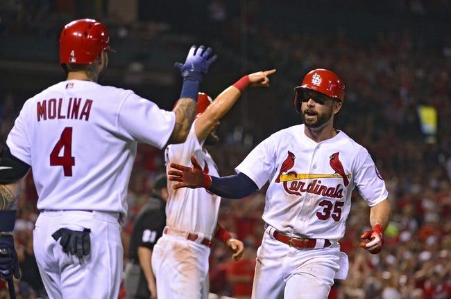 MLB | Cleveland Indians (43-34) at St. Louis Cardinals (41-36)