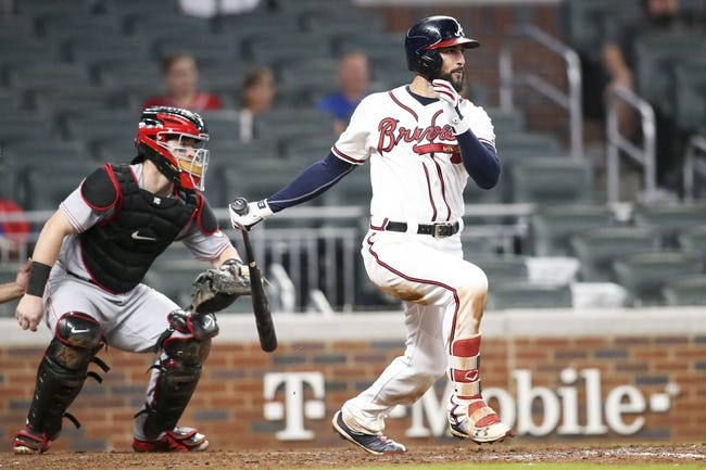 Atlanta Braves vs. Cincinnati Reds - 6/26/18 MLB Pick, Odds, and Prediction