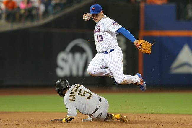 MLB | Pittsburgh Pirates (37-41) at New York Mets (31-45)