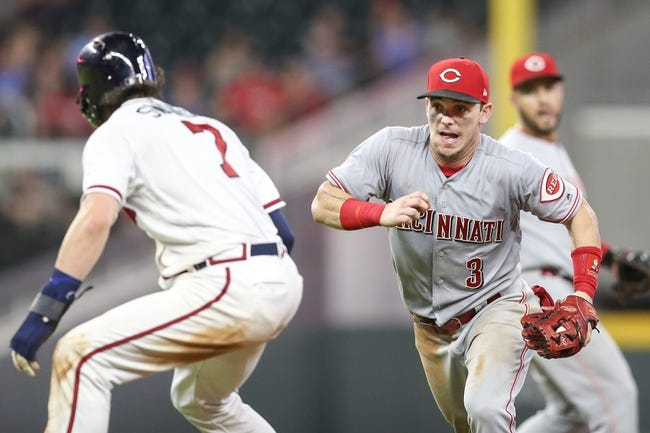 Atlanta Braves vs. Cincinnati Reds - 6/27/18 MLB Pick, Odds, and Prediction