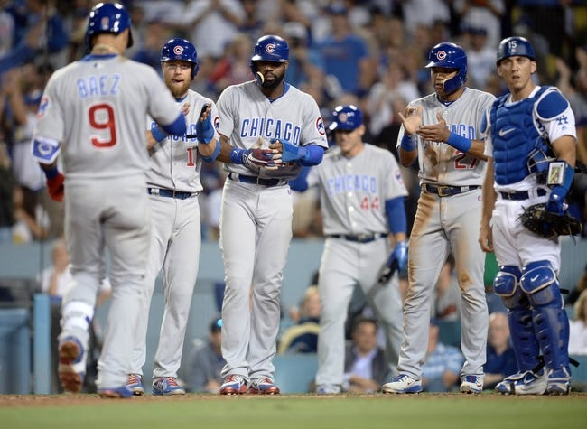 MLB | Chicago Cubs (43-34) at Los Angeles Dodgers (42-36)