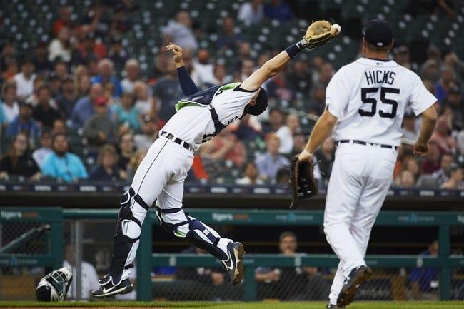 Detroit Tigers vs. Oakland Athletics - 6/28/18 MLB Pick, Odds, and Prediction
