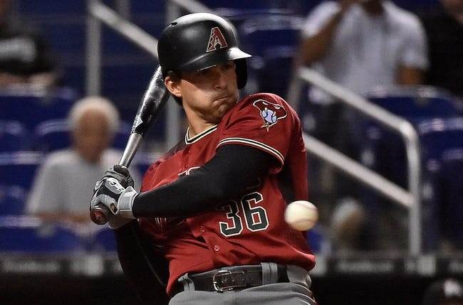 MLB | Arizona Diamondbacks (45-34) at Miami Marlins (32-48)