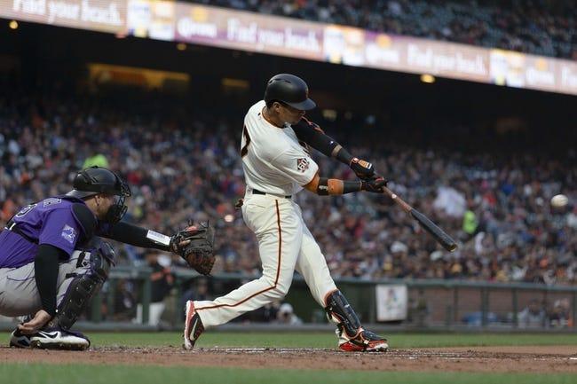 San Francisco Giants vs. Colorado Rockies - 6/28/18 MLB Pick, Odds, and Prediction