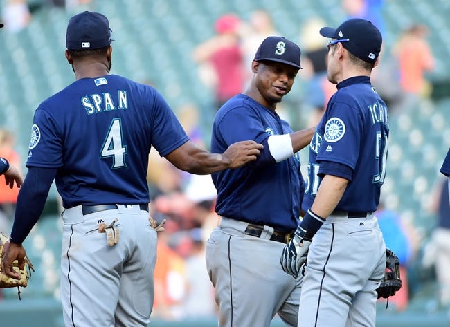 Seattle Mariners vs. Baltimore Orioles - 9/3/18 MLB Pick, Odds, and Prediction