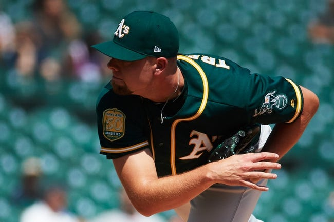 Oakland Athletics vs. Detroit Tigers - 8/3/18 MLB Pick, Odds, and Prediction