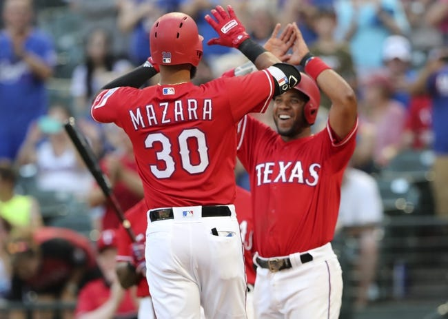 MLB | Chicago White Sox (28-52) at Texas Rangers (36-46)