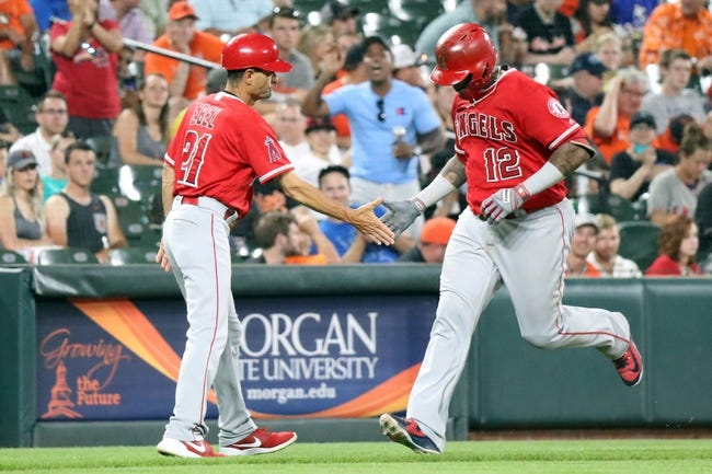 Baltimore Orioles vs. Los Angeles Angels - 7/1/18 MLB Pick, Odds, and Prediction