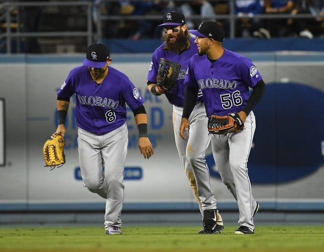 MLB | Colorado Rockies (40-42) at Los Angeles Dodgers (43-38)